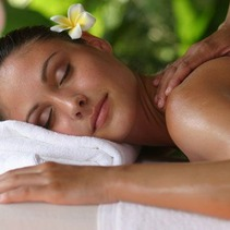 Have a Massage while getting your house cleaned!