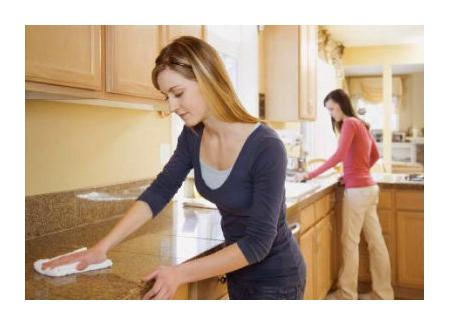 Join our housecleaning crew!